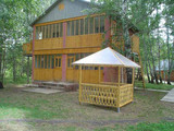 Двухэтажный коттедж