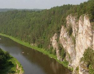 чусовая картинки река